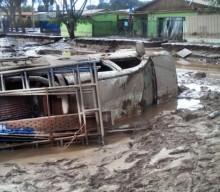 """Χιλή: 11 νεκροί, 15 αγνοούμενοι – Xείμμαρος λάσπης """"κατάπιε"""" χωριό"""