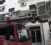 Τραγωδία στην Κατερίνη: Τρεις νεκροί από φωτιά σε πολυκατοικία