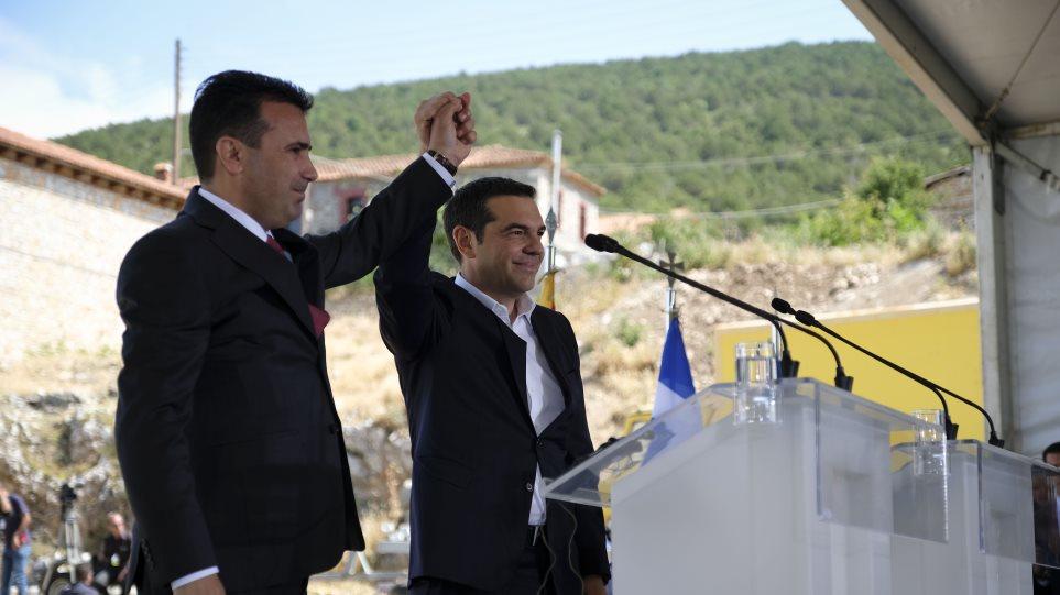 Νέες αποκαλύψεις για την Συμφωνία των Πρεσπών έναν χρόνο μετά – Ψηλά την σημαία η Τουρκία