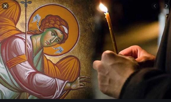 Η Δύναμη της Νηστείας της Προσευχής και της Θείας Κοινωνίας - Κατοχικά Νεα