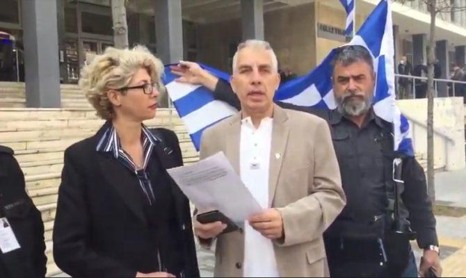 Αθώα με απόφαση δικαστήριου η Μάνα Αρνήτρια του ΤΕΣΤ - Κατοχικά Νεα